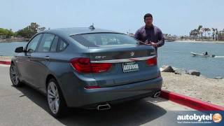 2012 BMW 5-Series GT Road Test&Car Review