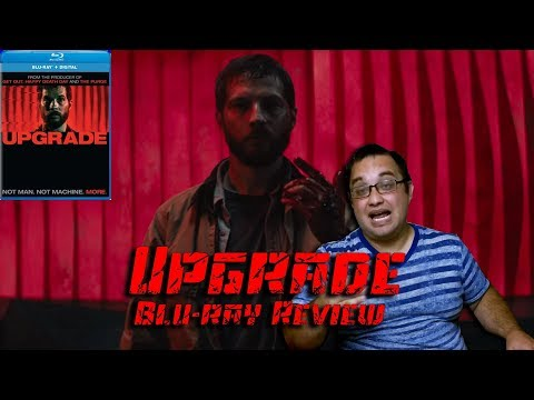 Upgrade Blu-ray Review