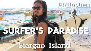 Siargao Islands Philippines  city images : Siargao Island: A Surfer's Paradise (Philippines Best Surf Spots)