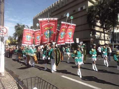 Banda marcial Taquarivaí Barretos sp