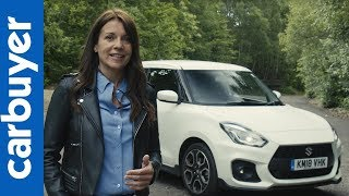New 2018 Suzuki Swift Sport in-depth review – Carbuyer – Ginny Buckley by Carbuyer