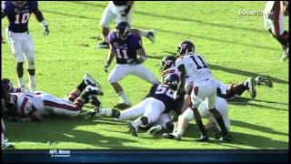 David Wilson vs East Carolina (2011)