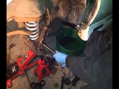How To Replace Lower Ball Joints – 1992 Camaro / Firebird Thirdgen /Truck – FULL VERSION