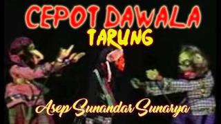 Wayang Golek:  Cepot Dawala Tarung #2 Video