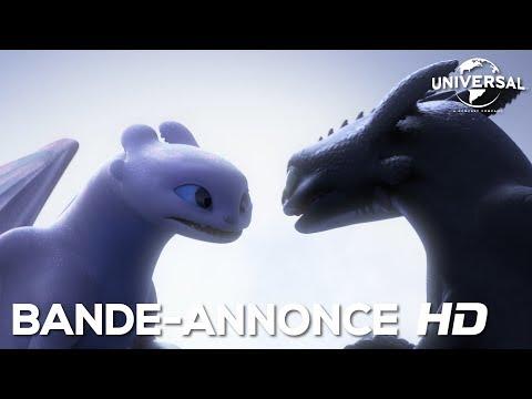 Dragons 3 : Le Monde Caché / Bande-Annonce 2 VOST