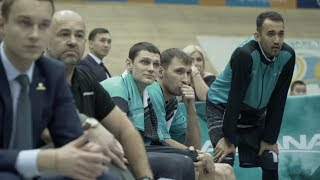 Hightlits of the match VTB United league: «Astana» — «UNICS»