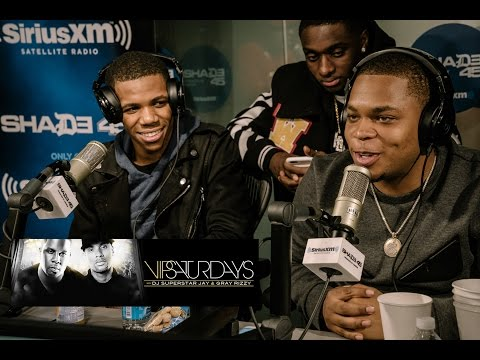 HBTL's A Boogie and Don Q hit VIP Saturdays and destroy freestyle for Shade 45 Anniversary!