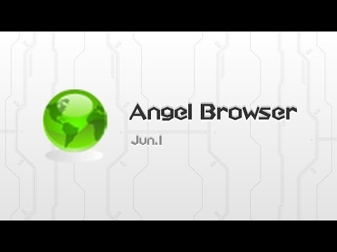 Video of Angel Browser