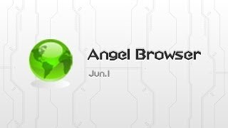 Angel Browser YouTube video