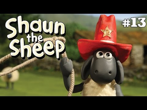 Shaun the Sheep - Topi Baru [Bitzers New Hat]