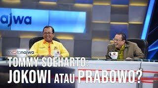 Video Mata Najwa Part 6 - Siapa Rindu Soeharto: Tommy Soeharto: Jokowi atau Prabowo? MP3, 3GP, MP4, WEBM, AVI, FLV September 2018