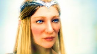 SHADOW OF WAR The Blade of Galadriel DLC Cinematic Trailer (2018) PS4 / Xbox One / PC by Game News