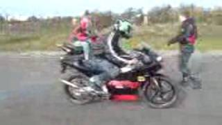 5. Aprilia Rs50 vs Kymco Super 9