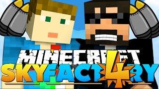 Minecraft: SkyFactory 4 -I BELIEVE I CAN FLY [10]