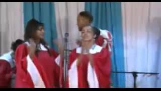 ABCC CHURCH BIRMINGHAM CHOIR ON SUNDAY 13-01-2013