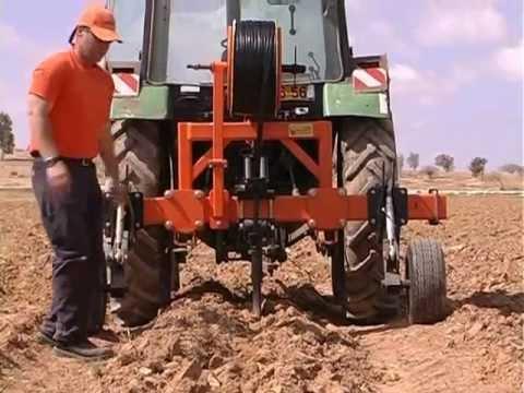 Deep Burying Machine Introduction
