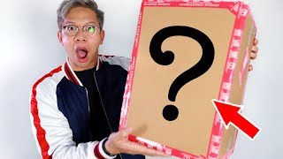 Video UNBOXING MYSTERY BOX 1 JUTA RUPIAH!!! MP3, 3GP, MP4, WEBM, AVI, FLV Juni 2019