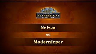 Neirea vs modernleper, game 1