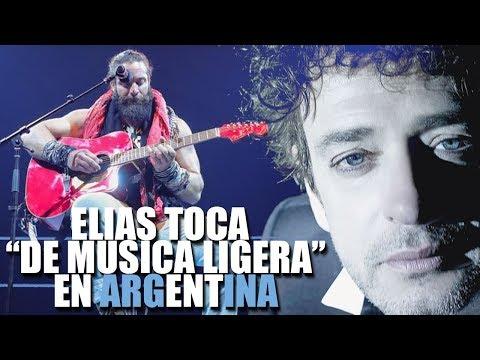 Elias toca