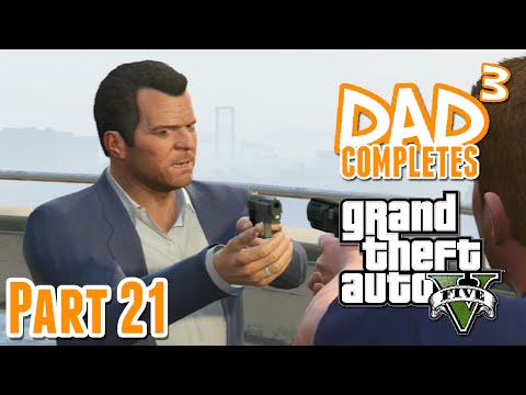 theft - Part 21! Brain explosions! Brain explosions! Brain explosions! Game Link: http://www.rockstargames.com/V All other music is in game music. It makes me want to make brains explode! Nerd³...