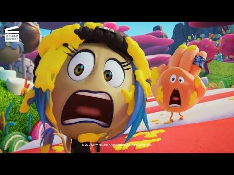 The Emoji Movie: Candy Crush HD CLIP