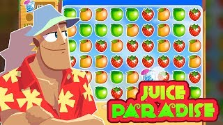 Juice Paradise - Arcade Puzzle YouTube video