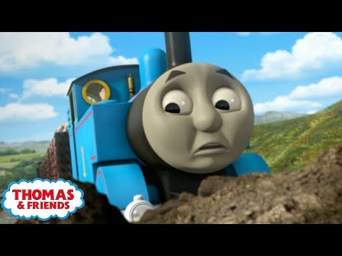Thomas & Friends | Marion And The Pipe | Kids Cartoon