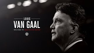 LOUIS Van Gaal's Manchester United | Goals | 2014 HD