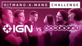 The GameSpot vs. IGN (Hit)Mano-a-Mano Challenge