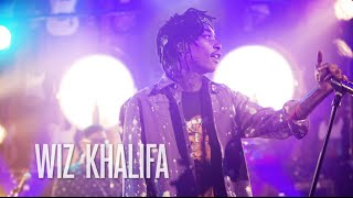 "Wiz Khalifa EXPLICIT ""The Sleaze"" Guitar Center Sessions on DIRECTV"