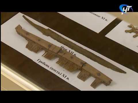 Новгородские археологи подвели предварительные итоги сезона