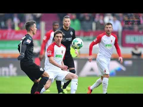 Der erste Auswärtssieg: VfB Stuttgart gegen FC Augs ...