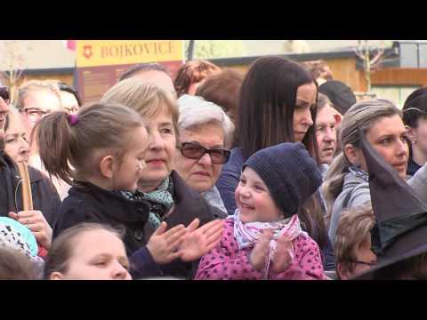 TVS: Bojkovice - Pálení čarodějnic