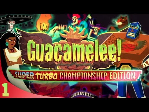 Guacamelee! Super Turbo Championship Edition Xbox One