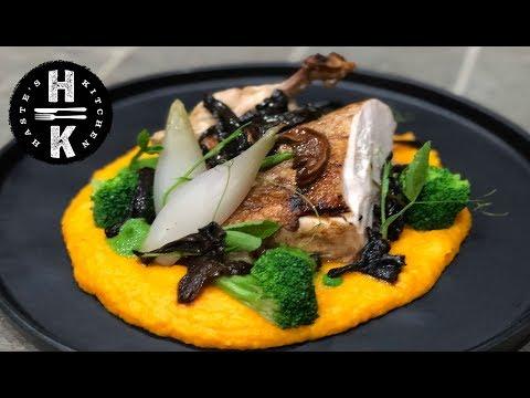 Sous vide Chicken #Ad (видео)