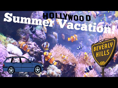 Summer Vacation: LA, Long Beach, Hollywood, Beverly Hills & more!