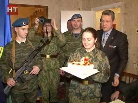 Минувшим днем юбилей отметил участник Великой Отечественной войны, житель Великого Новгорода Николай Матвеевич Гладков