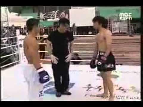 Таэквон-До vs Муай-Тай