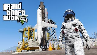 GTA 5 mods Space mod with spaceship, space exploration and planets!! GTA 5 Space mod with Typical Gamer! ▻ Help Me ...