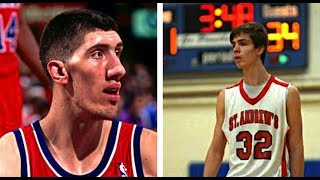 Watch Gheorghe Muresan 's son - George Muresan - basketball highlights mixtape. George Muresan jr is the son of famous former Romanian giant (7'7 inches tall) NBA player Gheorge Muresan who was playing in NBA at 90s. George Muresan son has the potential to make at least a decent career in NBA.Like, Share, Comment and Subscribe to our channel for more videos!Click to subscribe: http://bit.ly/2jFUtyh