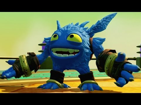 Skylanders Imaginators Co-op Walkthrough Part 6 - Fizzland