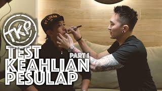 Video #EVERYDAYDEMIAN - Bali | Test Keahlian Pesulap 1 MP3, 3GP, MP4, WEBM, AVI, FLV Februari 2019