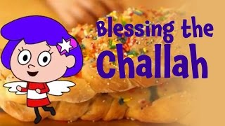 Learn to Bless the Challah for Shabbat