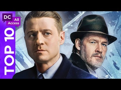 Top 10 MUST-SEE Moments from Gotham Season 1