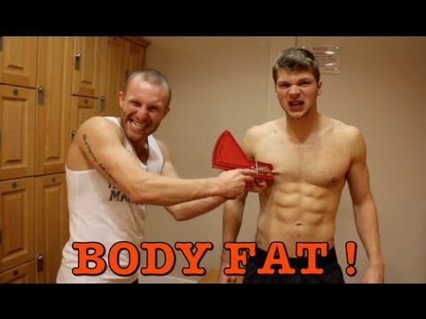 how to assess body fat