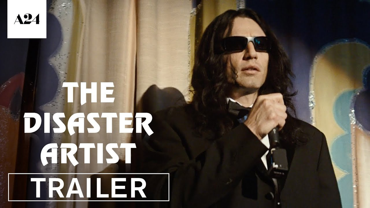 Watch James Franco Direct & Star as Inept Filmmaker in 'The Disaster Artist' (Trailer) with Starring Ensemble Cast