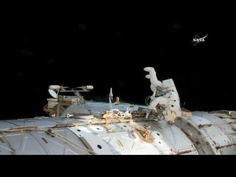 Διεθνής Διαστημικός Σταθμός: Κατεπείγουσες επιδιορθώσεις