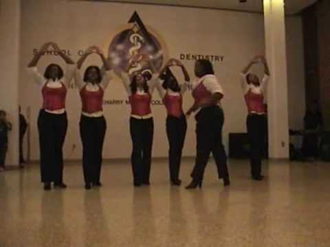 Step Show Meharry Deltas 2006