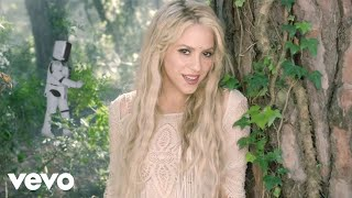 Shakira - Me Enamoré (Official Music Video)