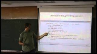 Bayesian state‐space approaches Part 2 | Otso Ovaskainen 31 July 2012